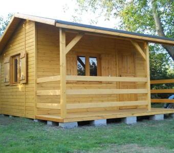 domek-drewnian